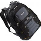 Targus Drifter II Backpack for 15 to 16 inch Laptop TSB238US (Black/Gray)